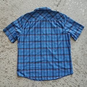 Marmot Shirts - Marmot Barnabe Short Sleeve Plaid Button Down